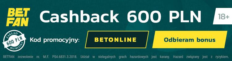 cashback betfan online